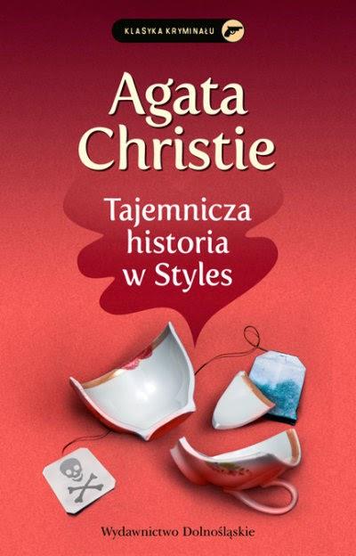 #5: Tajemnicza historia w Styles( Agatha Christie)- recenzja Anonimowego książkoholika.