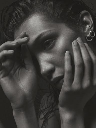 Bella Hadid – V Magazine March 2017 Photoshoot