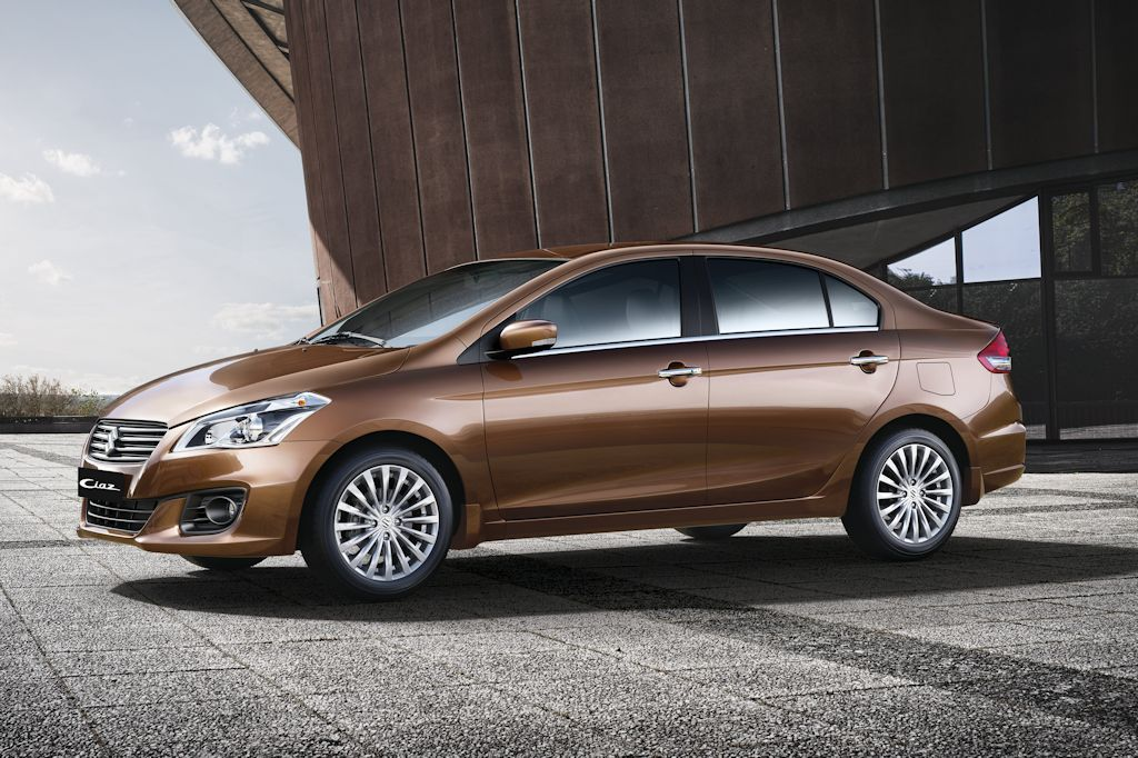 UPDATED: Suzuki Philippines Introduces Ciaz (w/ Complete
