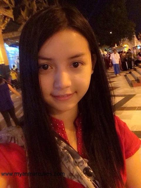 Reputable Miss Supranational Khin Wint Wah Self Portrait Photo
