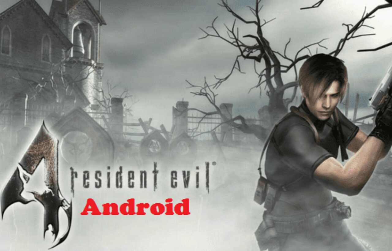Download dan Cara Pasang Resident Evil 4 Apk Android