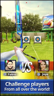 Free Download Game Archery King v1.0.7 MOD APK Versi Terbaru Full Unlimited Money