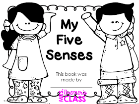 Mrs. Bremer's Class: The Five Senses