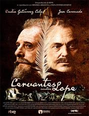 pelicula Cervantes contra Lope (2016)