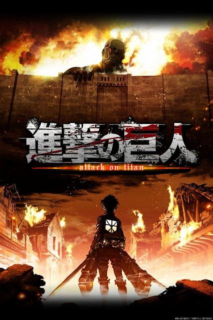 Shingeki no Kyojin (Episode 1 - 25) Subtitle Indonesia