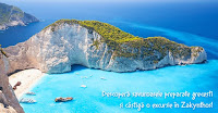 Castiga o vacanta de 7 nopti in Grecia, Zakynthos