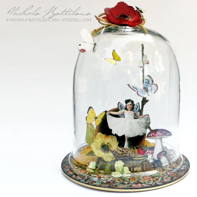 Bell Jar Fairy - Nichola Battilana