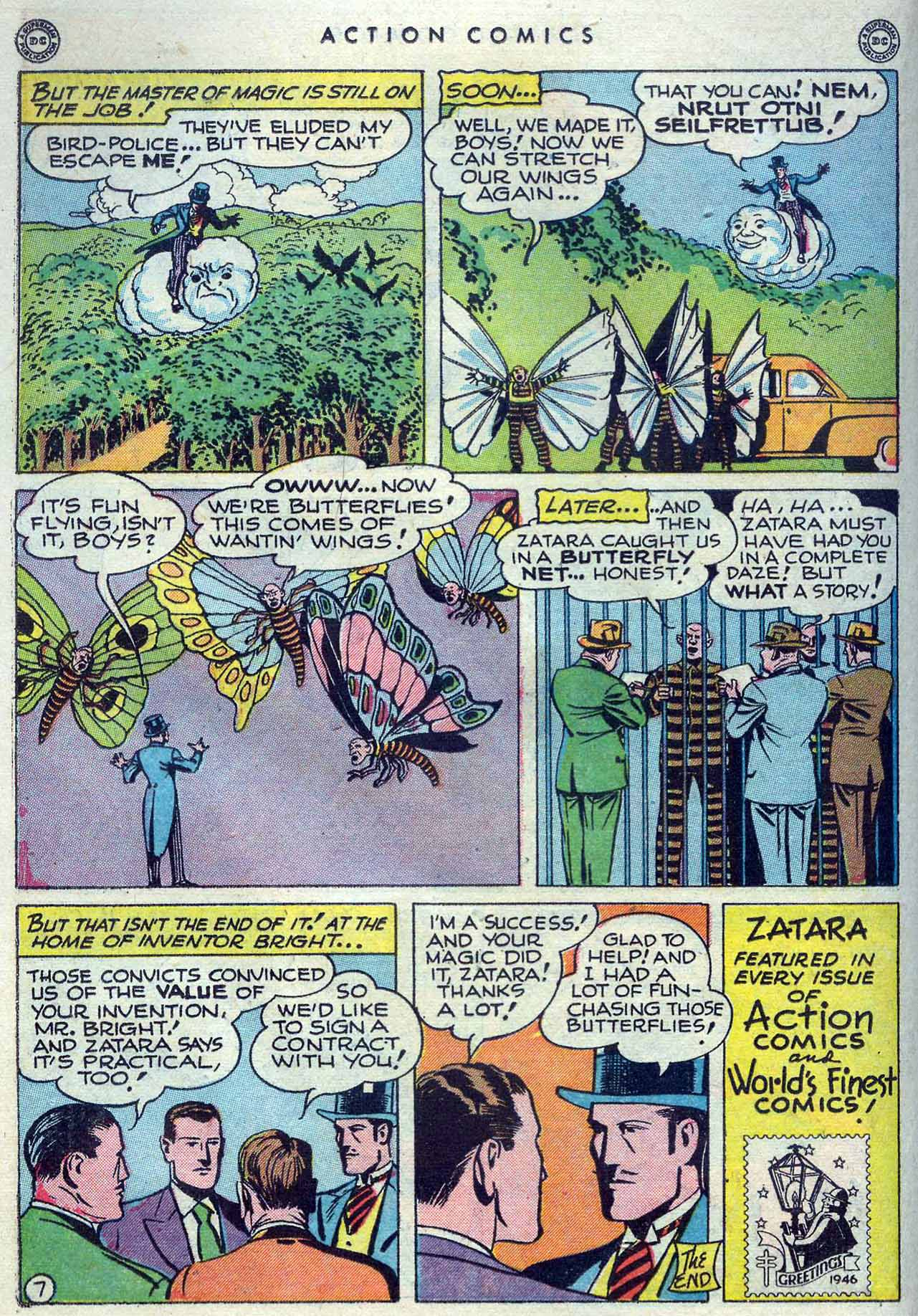 Read online Action Comics (1938) comic -  Issue #105 - 24