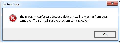 تحميل ملف Dll تحميل ملف D3dx942dll لويندوز 788110