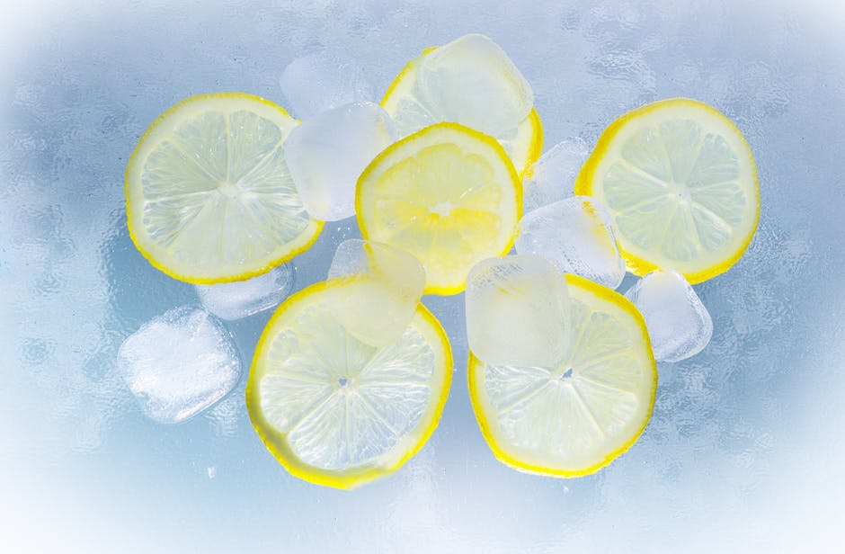 Benefits of Ice Cubes For Face Skin