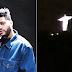 The Weeknd divulga vídeo filmando o Cristo Redentor e indica que passará o réveillon no Brasil