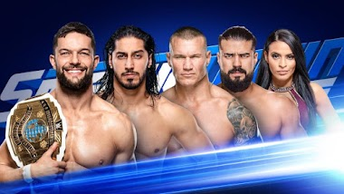 Replay: WWE Smackdown Live 14/05/2019