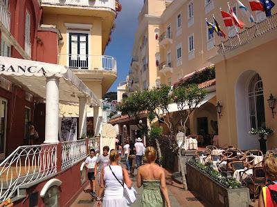 Centro de Capri