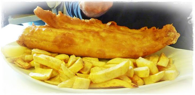 superb fish and chips