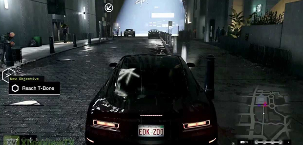 Watch Dogs Featuring NVIDIA Technologies trailer