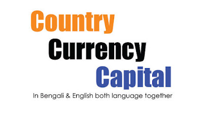 Country-Currency-Capital full list