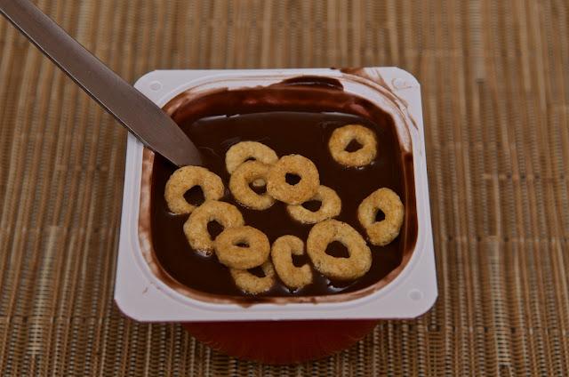 Cheerios Nestlé - Miel -Avoine - Céréales petit-déjeuner - breakfast cereals - chocolat noir -danette - honey