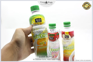 Jual alat sulap Magic Bottle - uzop magic