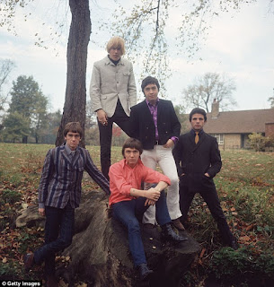 The Easybeats in 1966 Guitarists Harry Vanda and George Young, singer Stevie Wright, bassist Dick Dimonde and drummer Gordon Fleet