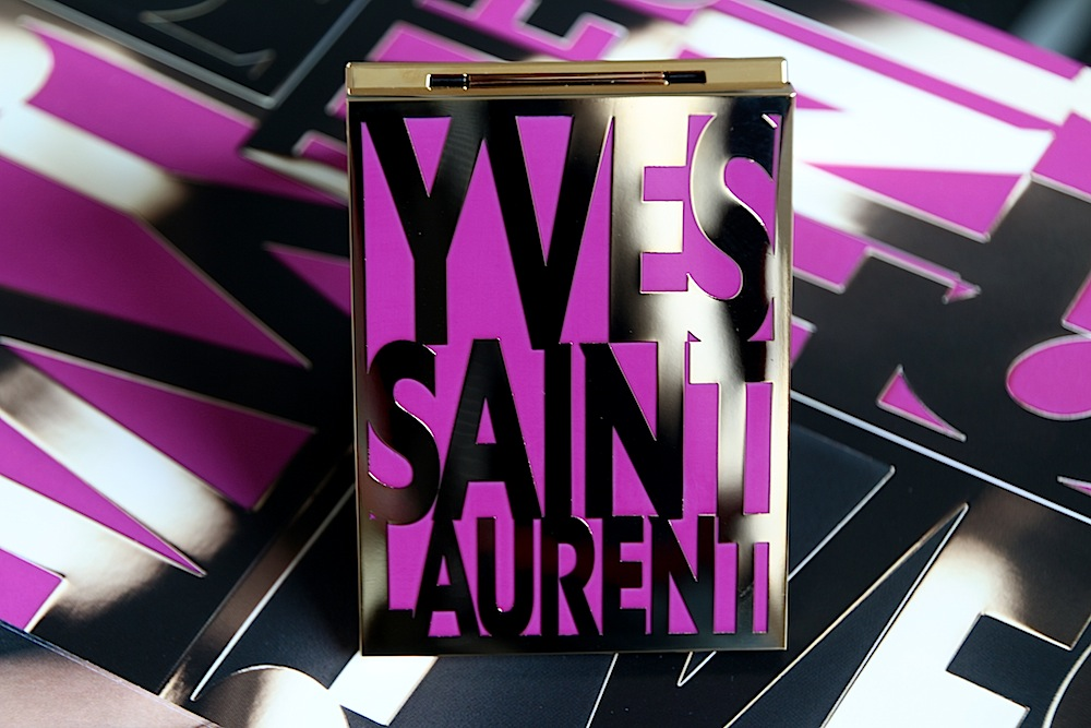 yves saint laurent ysl palette city drive arty collection automne 2013 avis test