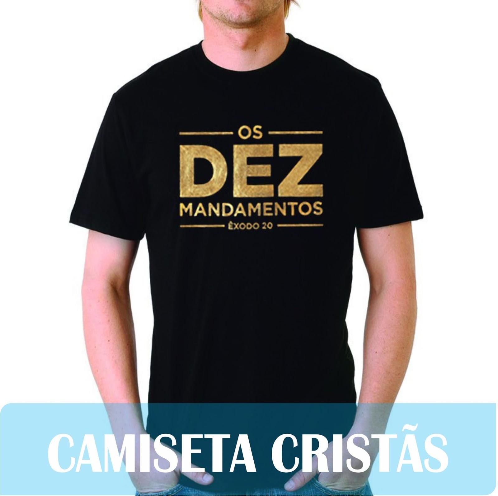 Camisas Cristas
