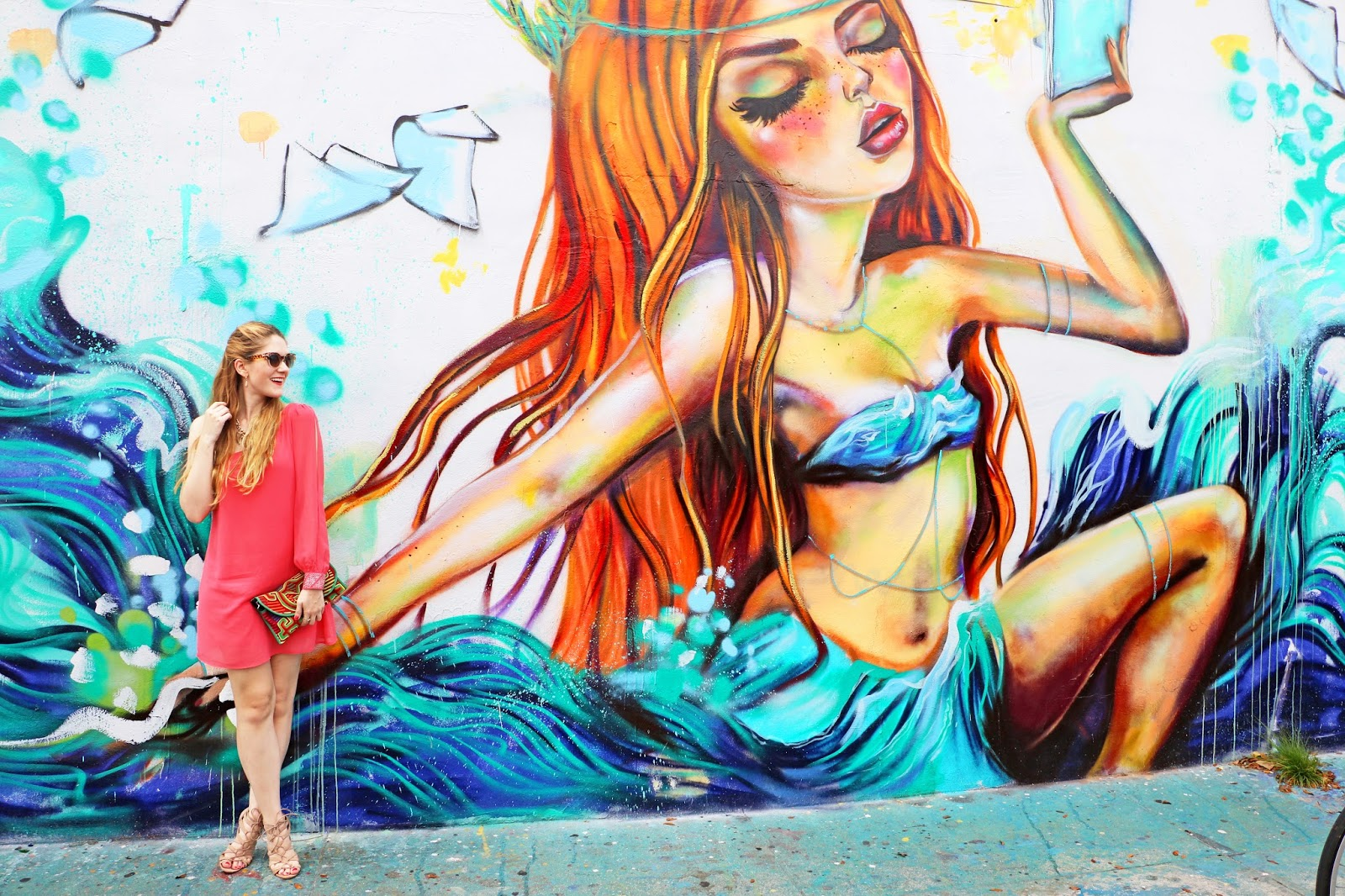 The Bright and Colorful Wynwood Walls in Miami