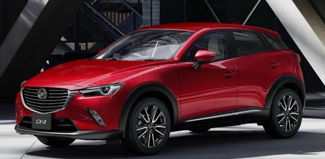 2018 Mazda CX-3 Redesign