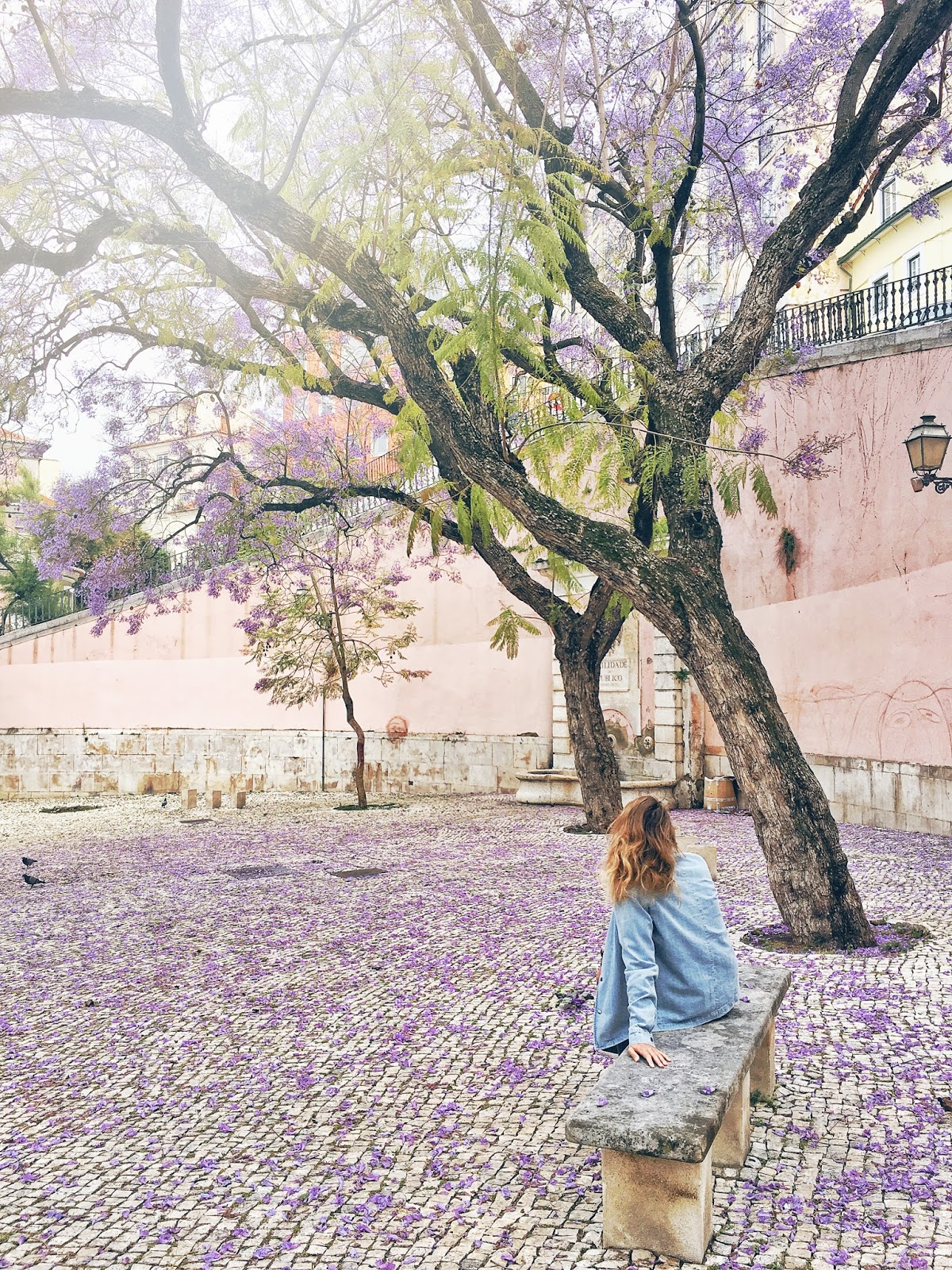 perfect instagram photos in Lisbon