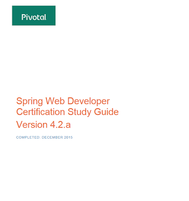 Top 5 Spring Certification Study Guides for Core, Web, and ...
