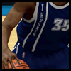 NBA 2K13 Unlock Jerseys Oklahoma Thunder Mispelled Jersey Alternate Blue