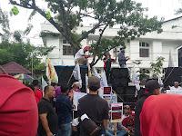 Demo di Medan, Ini Tuntutan Buruh Kepada Gubsu