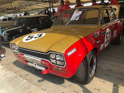 1968 Alan Mann Racing Escort