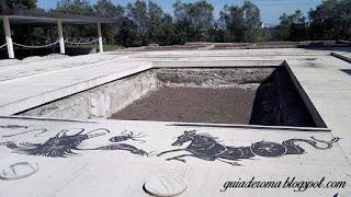 Mansao De livia mosaicos figuras - A Mansão de Livia