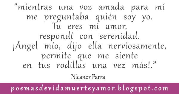 La vibora de Nicanor Parra - Poema
