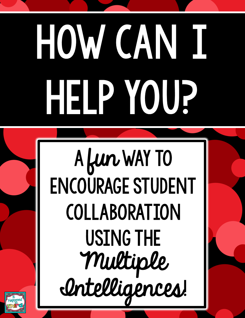 Multiple Intelligence Posters for Collaborative Learning ...