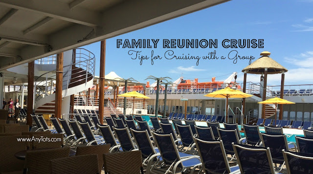 Group Cruise Tips Our Family Reunion Cruise With Carnival