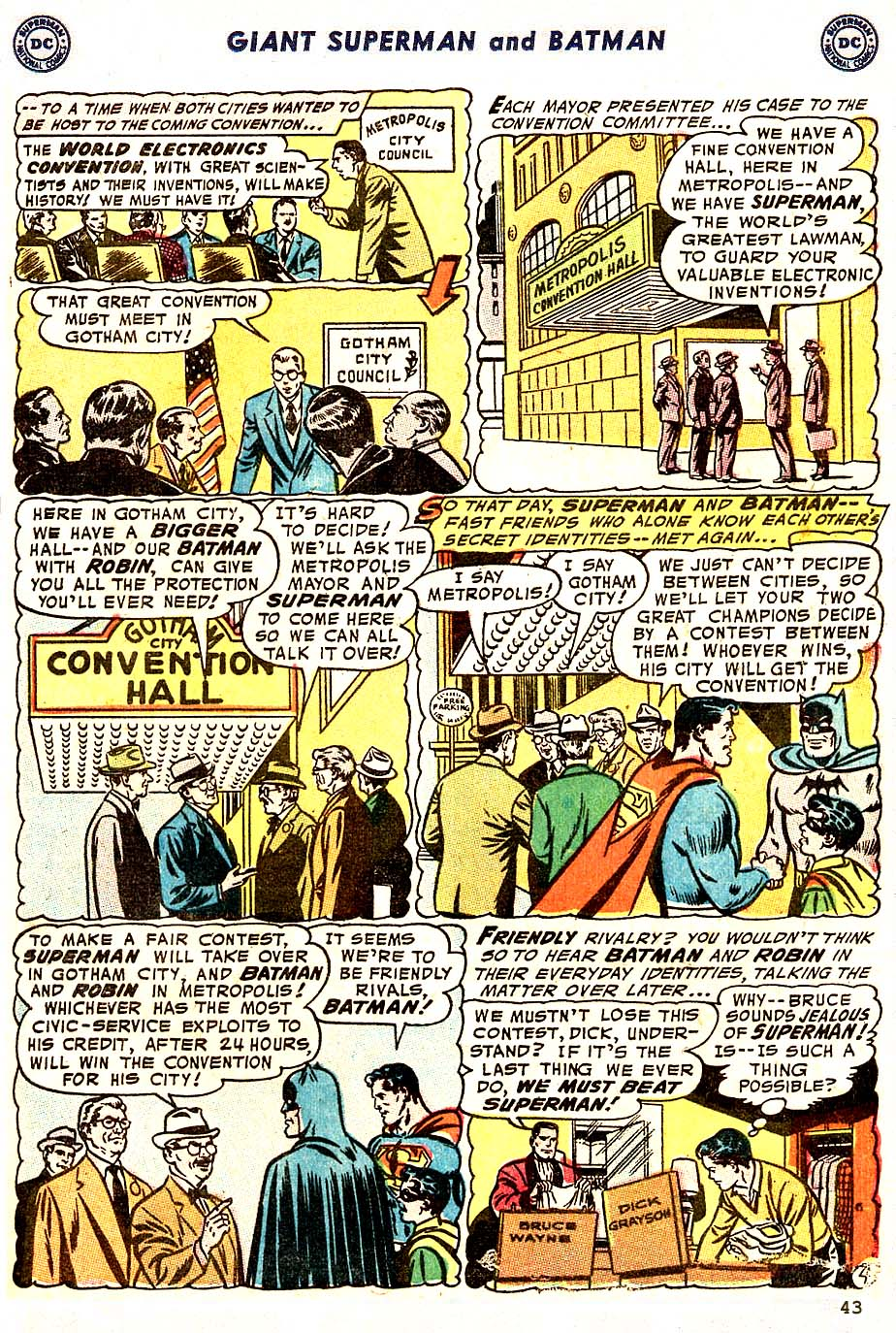 Read online World's Finest Comics comic -  Issue #179 - 45