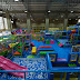 Taman Permainan Blueblue Playland dan Trampoline Park pertama di Ipoh. Rupanya ada di dalam MBC Gunung Rapat.
