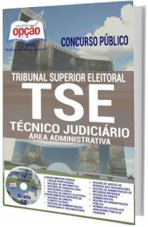 Apostila TSE 2017 Técnico Judiciário