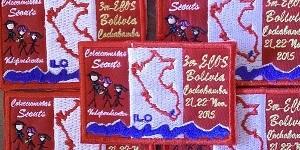 Encuentro de Coleccionismo de insignias scouts