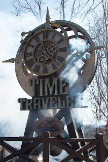 Time Traveler Review - Silver Dollar City