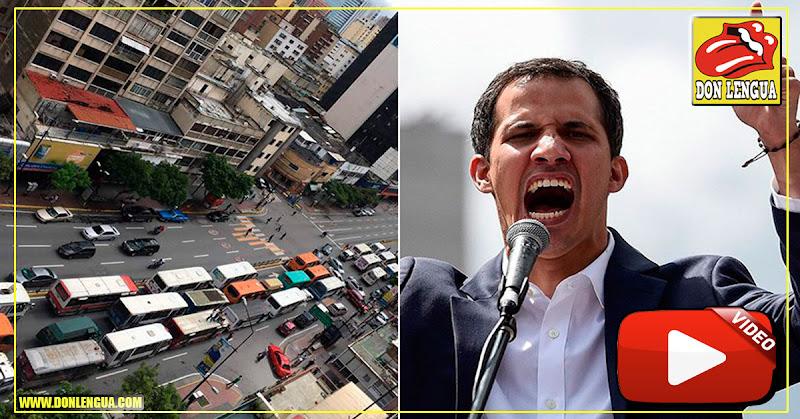 Transportistas de todo el país reconocieron a Juan Guaidó como Presidente de Venezuela
