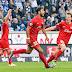 Würzburger Kickers volta à 2.Bundesliga após 38 anos, e Duisburg é rebaixado para 3ª divisão