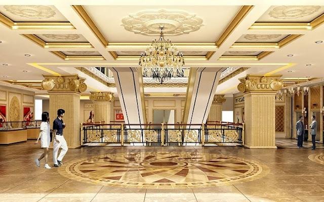 Trung tâm thương mại Chung cư Tân Hoàng Minh Quảng An