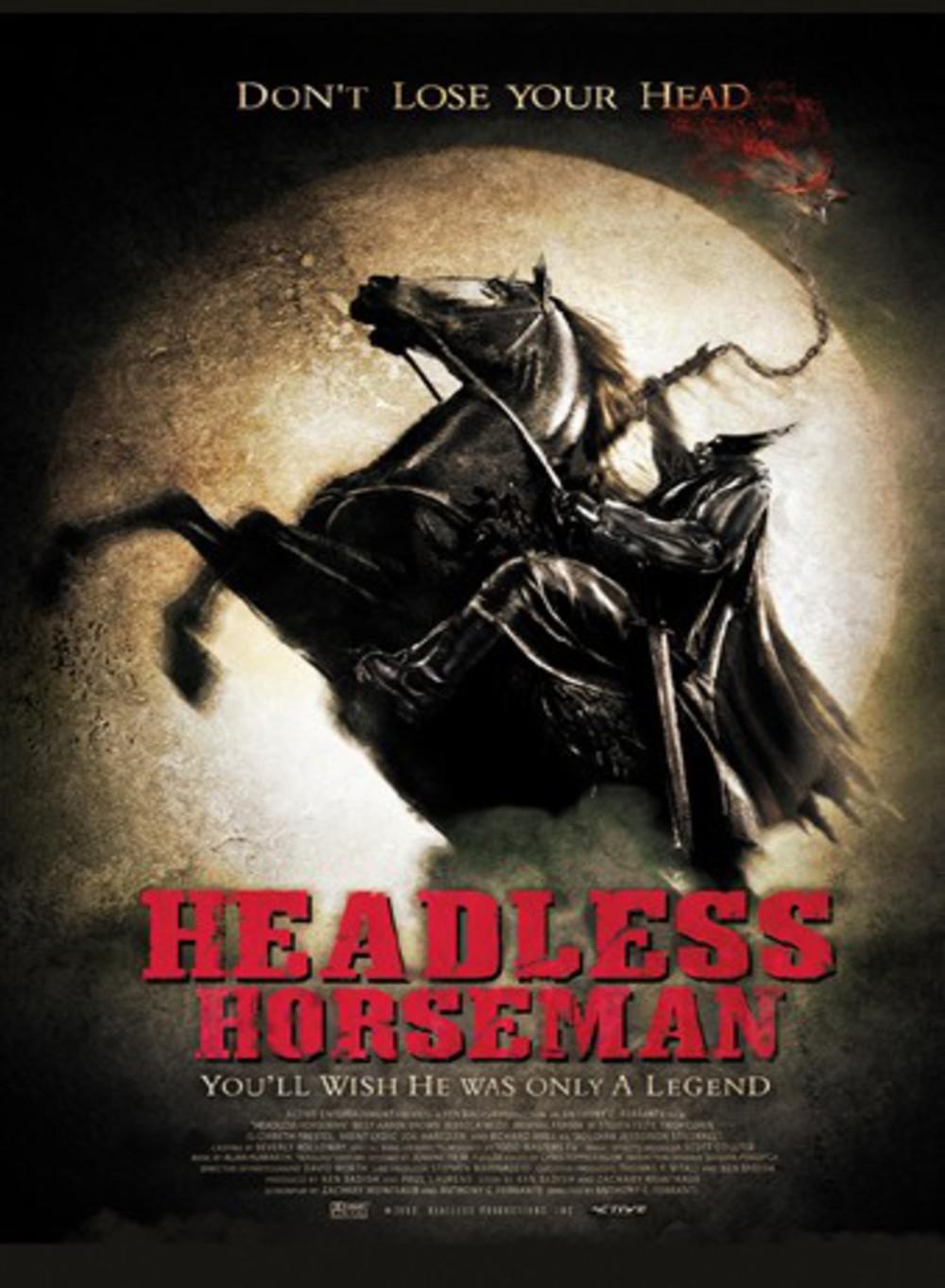 Headless Horseman (2007) ταινιες online seires oipeirates greek subs