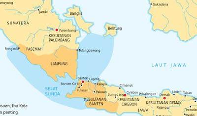 7 Kerajaan Islam Jawa Sejarah Daerah Kekuasaannya Ips Mudah Peta