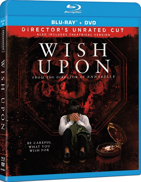 Wish Upon UNRATED (7 Deseos) (2017) m1080p BDRip 7GB mkv Dual Audio DTS 5.1 ch