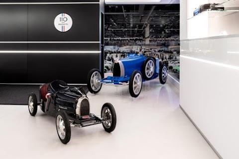 Limited Edition $30,000 Bugatti