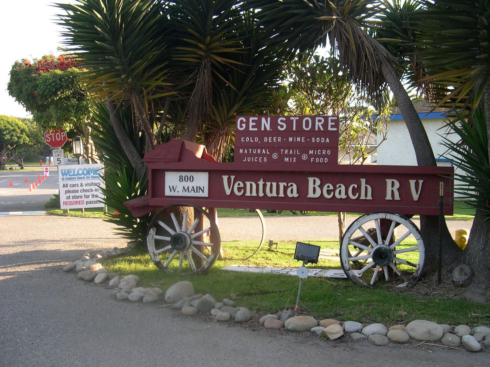 The Erdelyi S Are Work Camping Ventura Beach Rv Resort