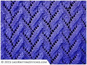 Lace Chart #11
